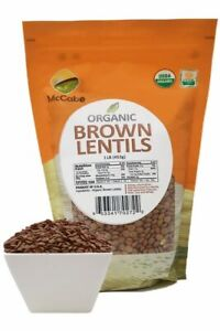 McCabe-USDA-ORGANIC-Brown-Lentils-1-Pound