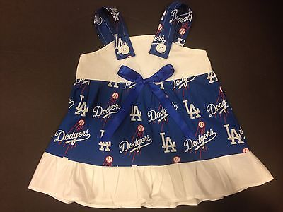NEW LOS ANGELES DODGERS MLB ORIGINAL BY OLD NAVY US GIRL SIZE S // 6//7