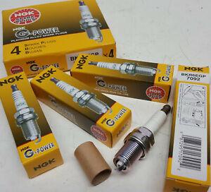 NGK-spark-plugs-7092-BKR6EGP-set-of-4-pack-G-POWER-SPARK-PLUGS-PLATINUM-ALLOY