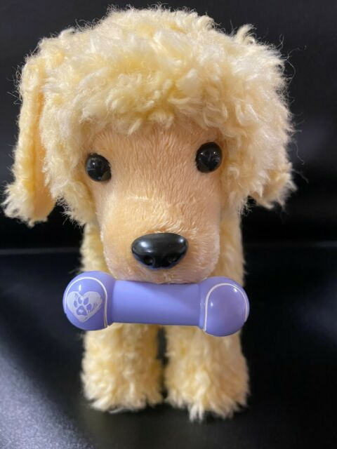 NIB New Gift Box American Girl Truly Me Apricot Poodle Puppy Yellow//Gold