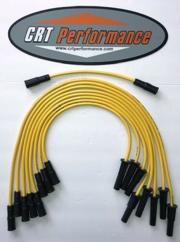 HP /& TORQUE 1996-2000 GM 7.4L 454 V8 VORTEC IGNITION 45K TUNE UP KIT YELLOW