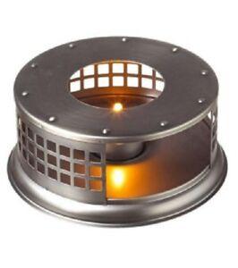 GROSCHE-Nairobi-Metal-Bronze-Finish-Teapot-Warmer-GR-264