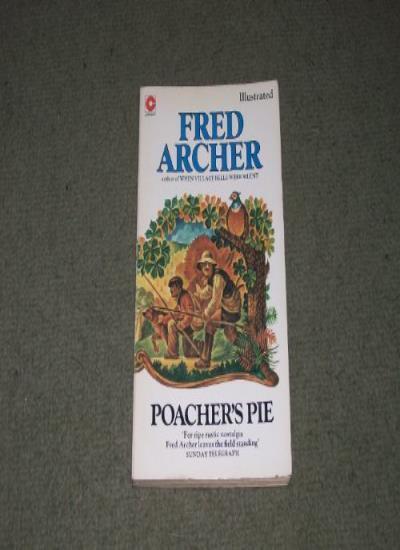 Poacher's Pie (Coronet Books),Fred Archer