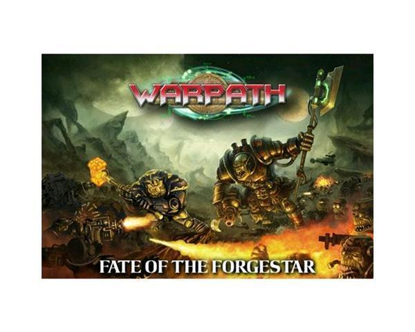 Warpath, Starter Set - Mantic Games - New, English Edition