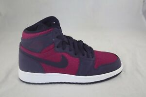 bced400a9794 AIR JORDAN 1 RETRO HIGH GG 332148-608 TRUE BERRY TRUE BERRY SIZE 4 ...