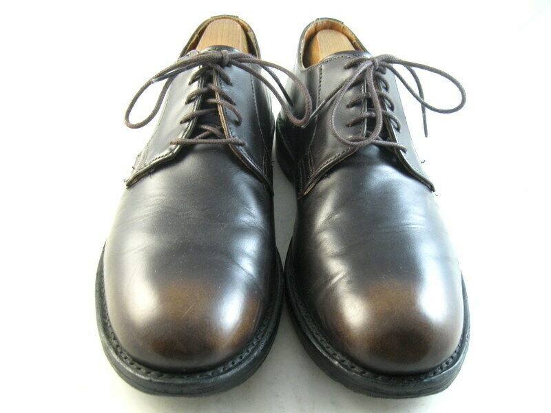 Allen Edmonds  WHITNEY  Bout D'Aile Derbies 7 D marron foncé (951)