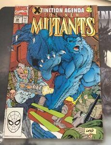 The-New-Mutants-96-death-Of-Warlock