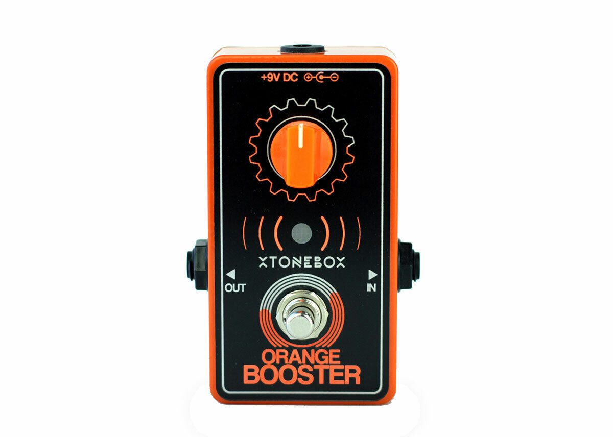 Xtonebox Boutique Orange Booster Clearance