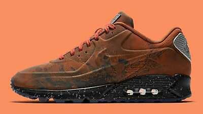 Details about Nike Air Max 90 QS Mars Landing size 15. CD0920 600. Magma Orange Silver.