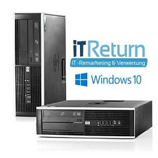 HP Compaq 8100 SFF / Intel Core i3 3,2Ghz / 4 GB RAM / Intel HD+ Windows 10 +