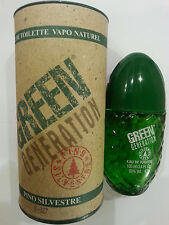GREEN GENERATION PINO SILVESTRE  EDT SPRAY 3.4Oz/100Ml  VINTAGE NEW IN BOX RARE