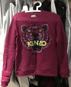 De La Selva 200 Ver Kenzo Tigre Mujer Tamaño Sudadera S £ Título Original Detalles Pvp Paris P8kX0Onw