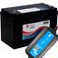 84-AH-Lithium-Batterie-avec-Victron-Energy-Chargeur miniature 1
