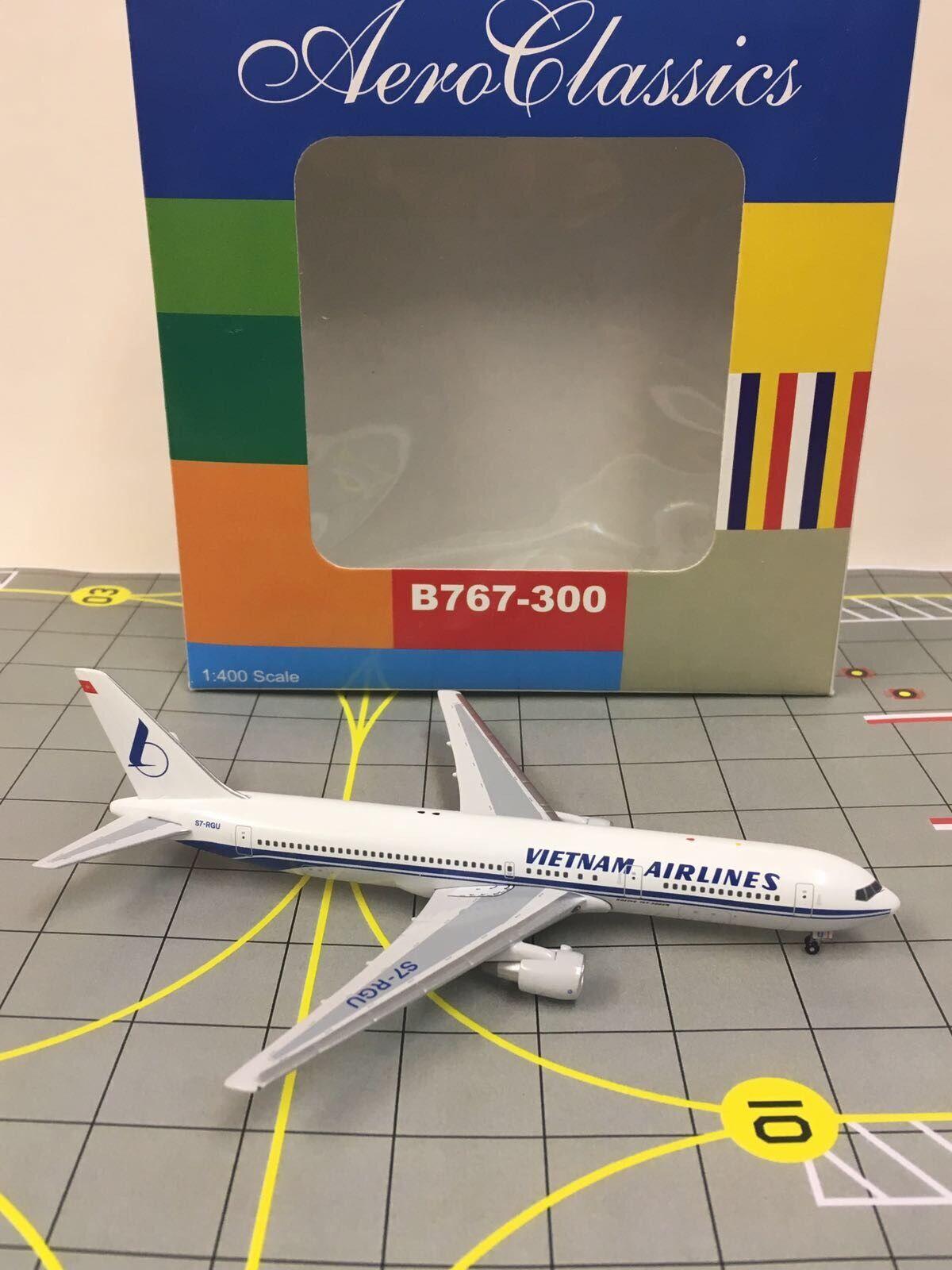 Letztes aeroclassics 1 400 vietnam airlines boeing 767-300 s7-rgu