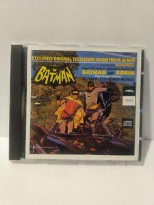 Batman-Original-TV-Soundtrack-by-Neal-Hefti-CD-Sep-1989-Universal-OOP