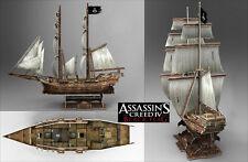 Assassins Creed 4 Black Flag Jackdaw Ship model 3D