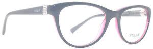 Vogue-Damen-Brillenfassung-VO2938B-2390-52mm-grau-zweifarbig-453-17
