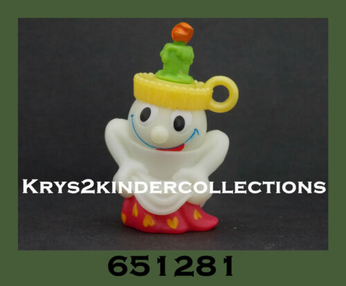 Jouet kinder Personnage Kukomons Spukomon 651281 Allemagne 2000