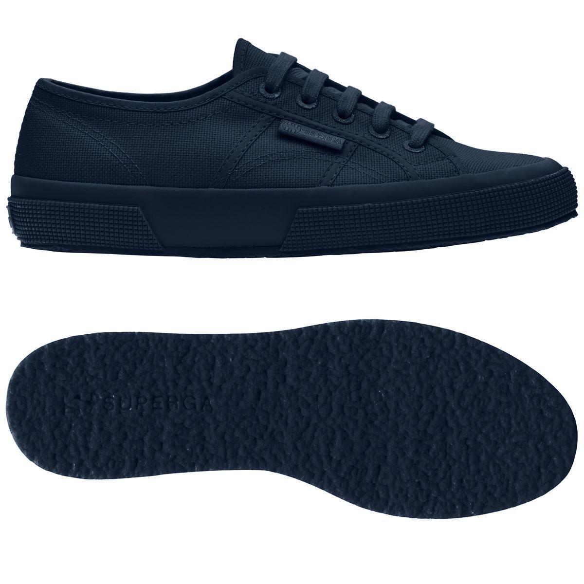 zapatos Superga Man - 2750 Cotu Classic Canvas-Total Navy - 2750tot