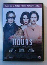 DVD THE HOURS - Meryl STREEP / Julianne MOORE / Nicole KIDMAN