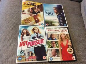 reese witherspoon dvd bundle wild hot pursuit how do they know walk the line - Worcester, United Kingdom - reese witherspoon dvd bundle wild hot pursuit how do they know walk the line - Worcester, United Kingdom