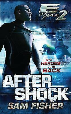 1 of 1 - Aftershock by Sam Fisher (Paperback, 2010)