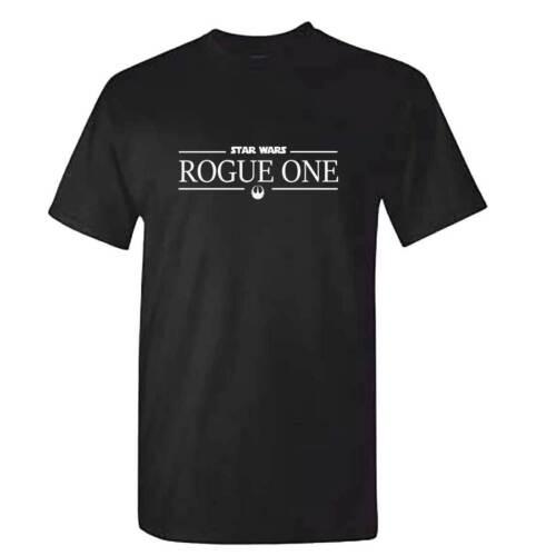 Mens Star Wars ROGUE ONE TShirt Fighter Rebels X-Wing Starwars Tshirt