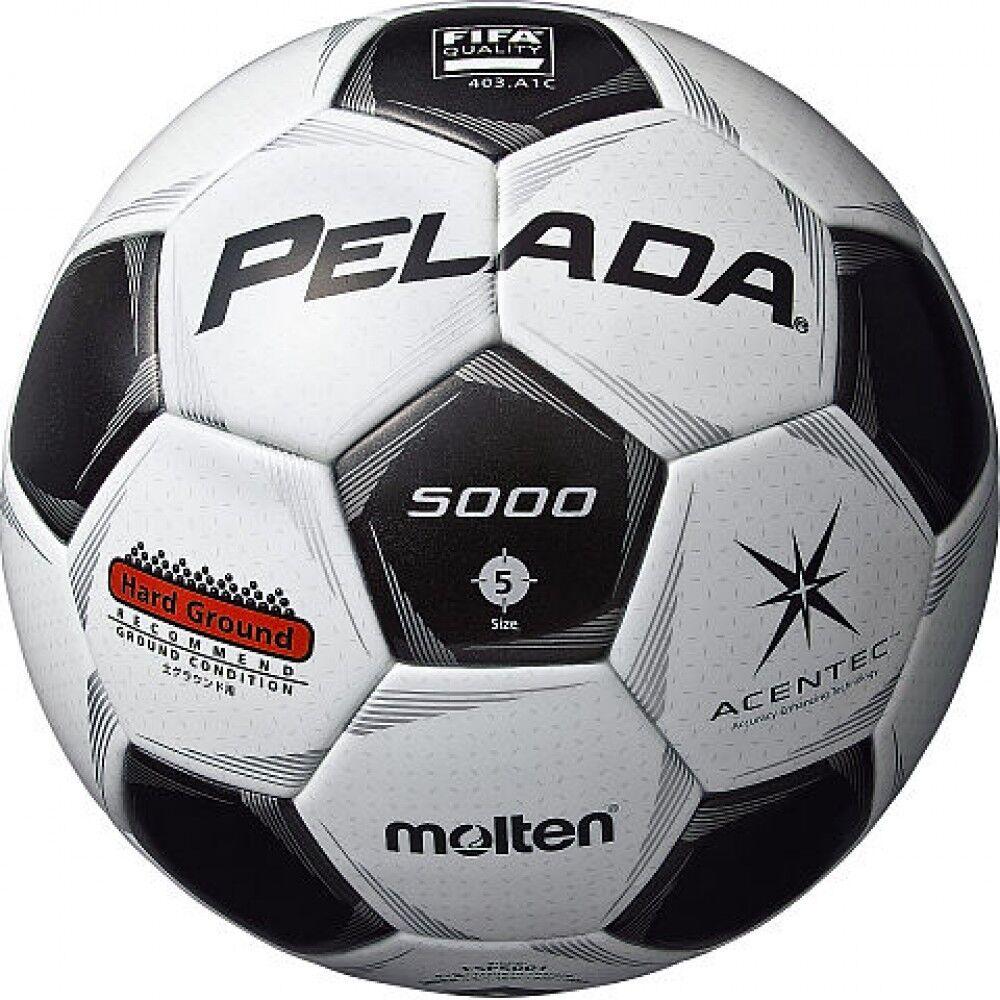 Fundido Fútbol Acentec Pelada 5000 F5p5001 Fifa Comprobado con Control