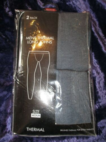 Mens Thermal Long Johns Trousers Underwear