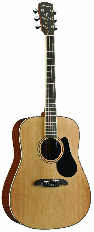 Alvarez Ad70Sc Acoustic Electric Guitar alvarez artist series ad60 dreadnought guitar, natural/gloss finish