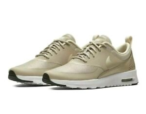 Details about Women's NIKE Air Max Thea UK 5.5 US 8 EUR 39 (599409 205) STRING LIGHT CREAM