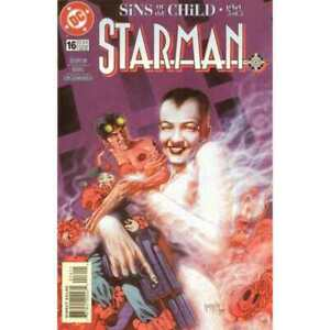 Starman-1994-series-16-in-Very-Fine-condition-DC-comics-h1