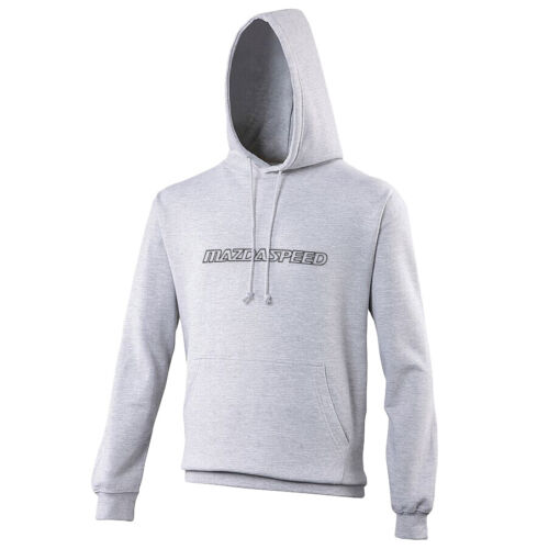 Mazda Speed Hoodie Mazda Car Enthusiast MX5 RX7 VARIOUS SIZES /& COLOURS