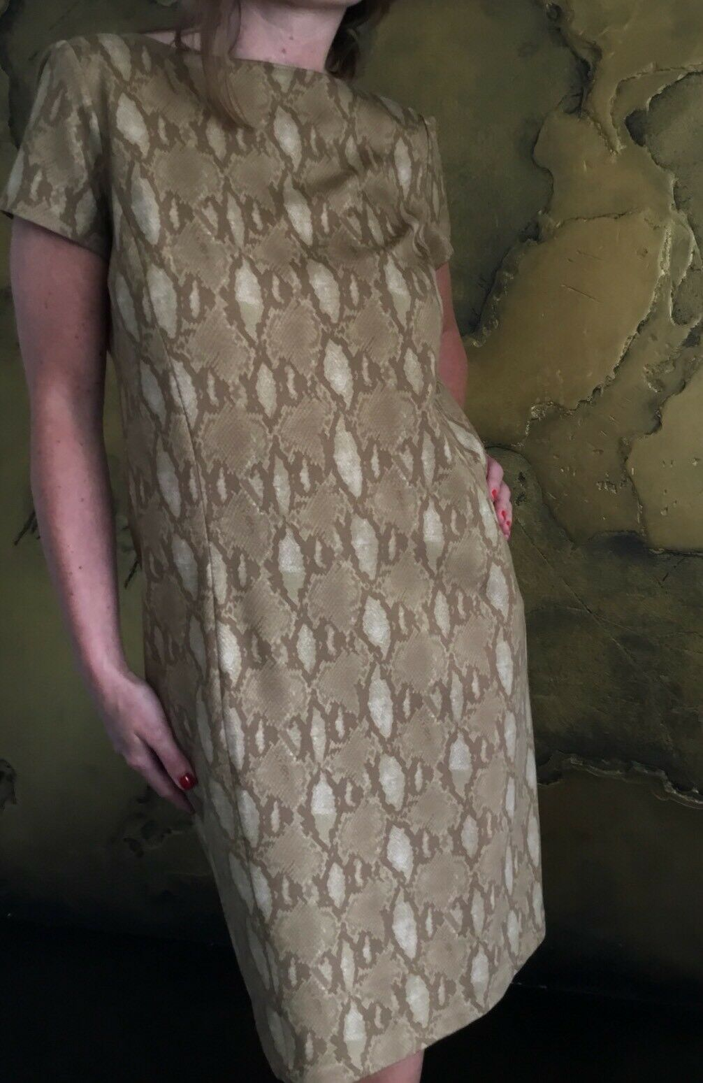 BN RALPH LAUREN damen's Dress Größe RRP