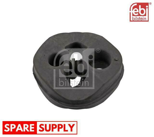FEBI BILSTEIN EXHAUST HANGER MOUNTING SUPPORT 10044 P NEW OE REPLACEMENT
