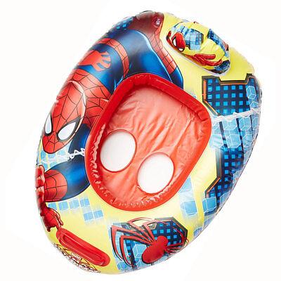 Sensational Marvel Spider Man Junior Ride In Inflatable Swimming Float Evergreenethics Interior Chair Design Evergreenethicsorg