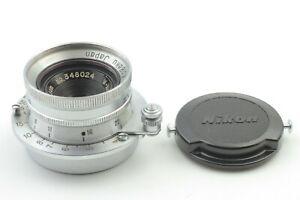 [Rare N MINT] Nikon W-Nikkor C 2.8cm 28mm f3.5 Leica L39 LTM From JAPAN #418