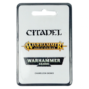 Chameleon Skinks Seraphon Blister Warhammer AOS Age of Sigmar NIB