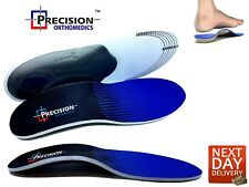 3D Orthotic Flat Feet Foot High Arch Gel Heel Support Shoe Inserts Insoles Pads