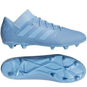 sale retailer 413fb 91f55 Image is loading adidas-Nemeziz-Messi-18-3-FG-2018-Soccer-