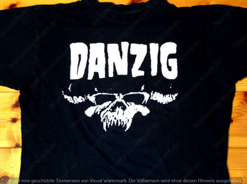DANZIG | Old Skull Shirt | TYPE O NEGATIVE | SAMHA