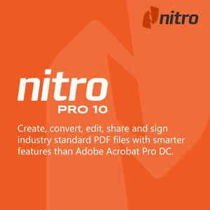 nitro pro pdf printer