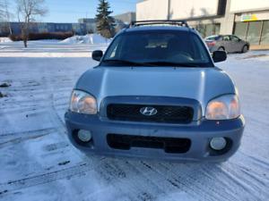 2002 Hyundai Santa Fe ***NEED GONE TODAY ***