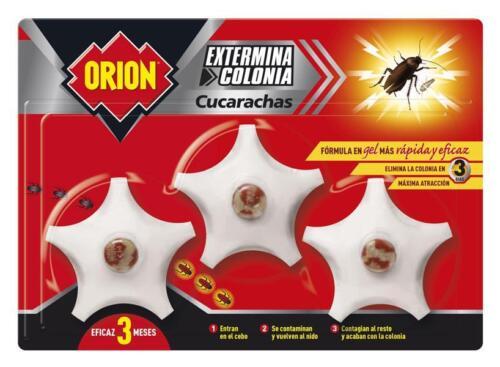 Orion Cebo matacucarachas gel