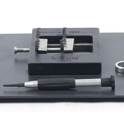 BGA Repairing Platform Heat Gun Hot Air Clamp Bracket Holder Steel Airsoft Mount