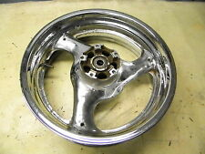 92 GSXR 750 GSXR750 GSX R R750 Suzuki rear back wheel rim