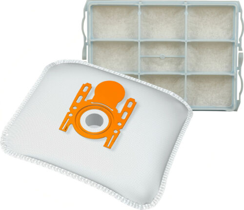 für Bosch BSG62223 Pro Parquet 10 Staubsaugerbeutel 1 Motorschutzfilter geeign