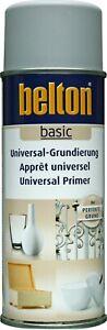 Universal Grundierung grau 400ml Belton Basic Spray 323501