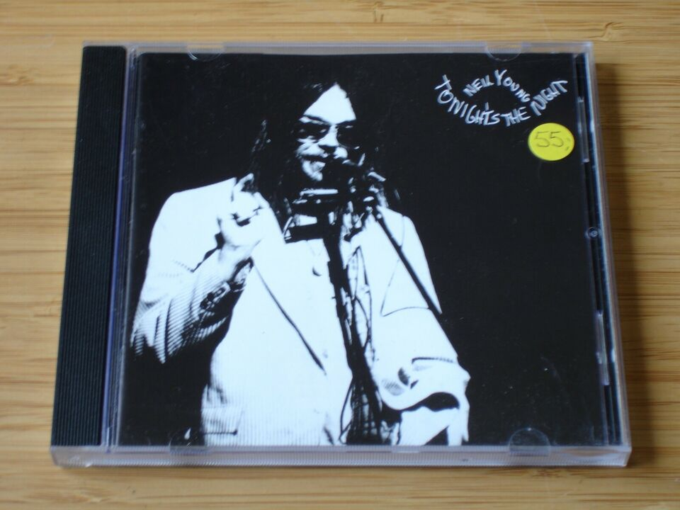 NEIL YOUNG: TONIGHTS THE NIGHT, rock