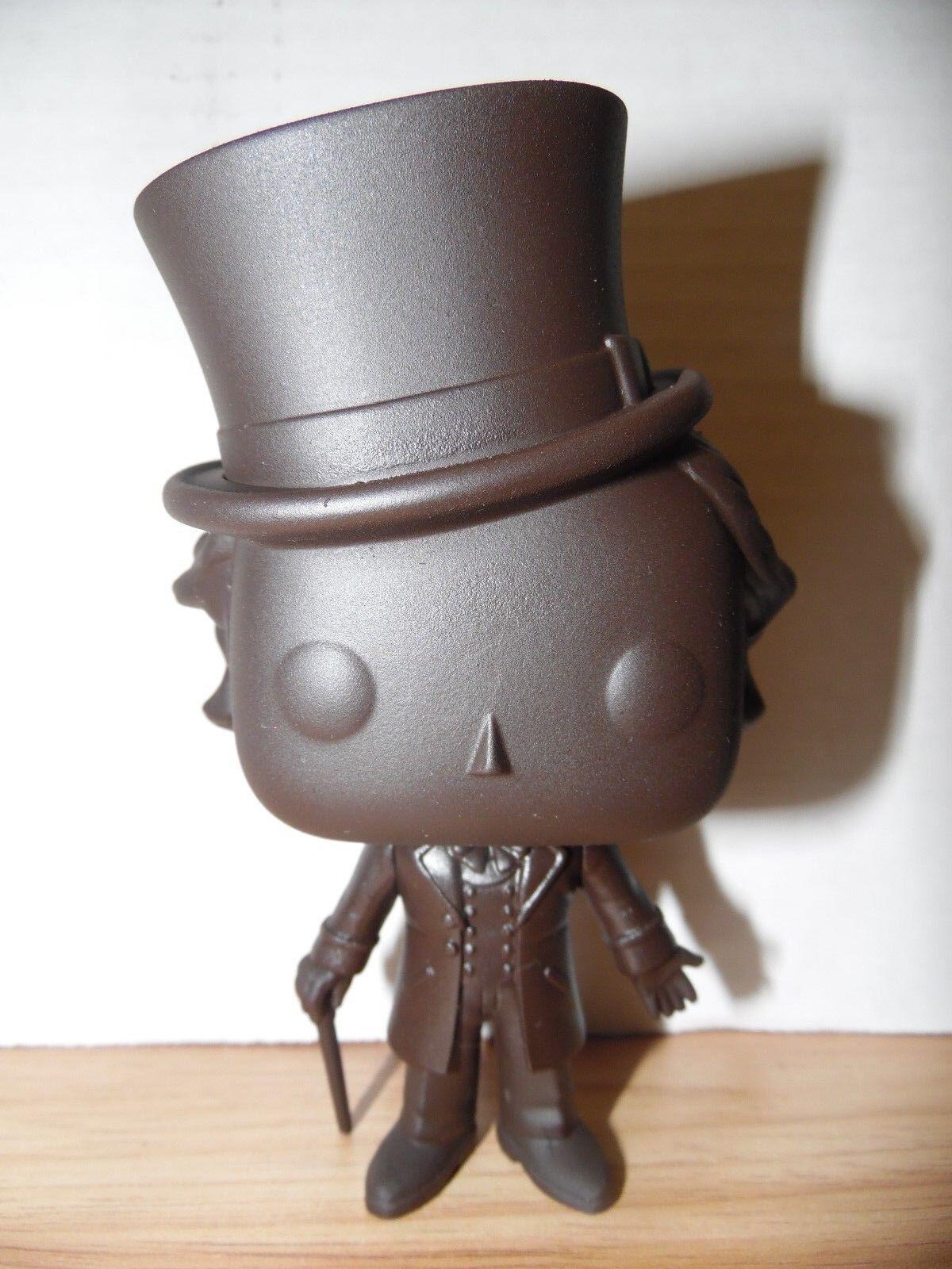 Willy  Wonka Chocolate Colorosso Custom Funko Figure 011018CFP2